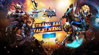Tung Teaser, Khế Ước 5 Hiệp Sĩ ấn định ngày ra mắt tại Việt Nam