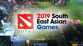 SEA Games 2019 – Mobile Legends Bang Bang bị loại, DOTA 2 có hẳn 2 nội dung
