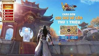 Đón 'cao thủ Võ Lâm' thứ 1 triệu, Ngạo Kiếm Mobile nhìn lại một năm đáng nhớ