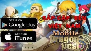 3 tựa game mới chuẩn bị phát hành tại Việt Nam