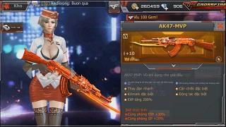 CFL – Cận cảnh AK 47 – MVP phần thưởng cực đỉnh cho giải đấu The Legends