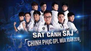 Đội tuyển LMHT Việt Nam đã hoàn toàn lép vế trước đối thủ Thái Lan