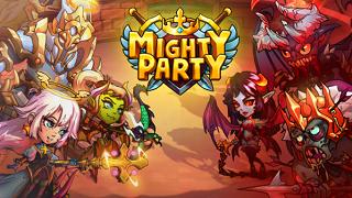 Mighty Party – game chiến thuật cực dễ nghiện vừa mở cửa miễn phí