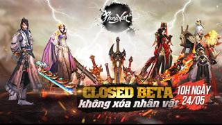 Playpark tặng 100 Giftcode game Phong Vân 3D Mobile