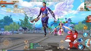 Thế giới võ hiệp Kim Dung được tái hiện chân thực trong Tân Thiên Long Mobile