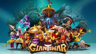 Game thủ Việt có thể đăng ký sớm Giants War