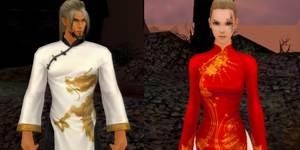 Cabal: Đông đảo game thủ thế giới yêu thích trang phục áo dài nón lá