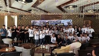 ROS Mobile: Offline Chiến Dịch Sinh Tồn bung dù cùng hàng trăm game thủ tại Vinh