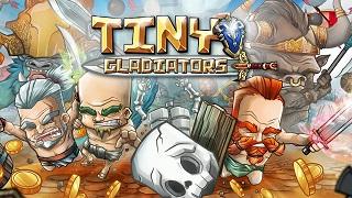 Tiny Gladiators – tựa game hành động kết hợp đối kháng cực thú vị