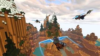 Xây dựng thế giới riêng với Creativerse - tựa game MMO phong cách Minecraft