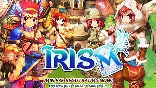 Iris M - siêu phẩm MMORPG thế giới mở đồ họa anime cực đáng yêu