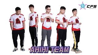 Cùng nhìn lại hành trình trở thành Á Quân Thế Giới CrossFire Legends của AHIHI Team
