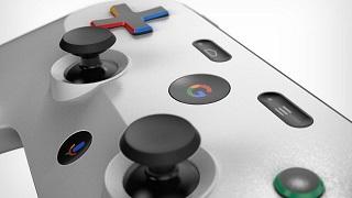Google đã có thiết kế tay cầm chơi game cho dịch vụ Project Stream và máy chơi game riêng