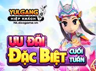 yulgang hiep khach - Ưu Đãi Cuối Tuần (Đặc Biệt) (2) (09.2021) - 18092021