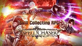 Spell Chaser – ARPG chặt chém độc đáo vừa đổ bộ mobile