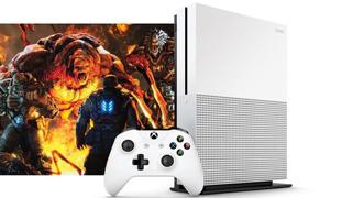 Phiên bản mới Microsoft Xbox One S lộ diện