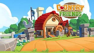 Country Friends - Game nông trại xứng danh bom tấn