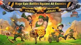 Game chiến thuật miễn phí chơi là nghiền trên di động