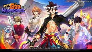 God of Highschool: RPG từ manhwa nổi tiếng xứ Hàn đã hỗ trợ Tiếng Việt