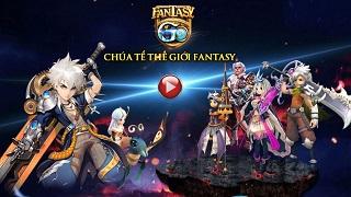 Ra mắt Landing - Fantasy GO ấn định ngày ra mắt