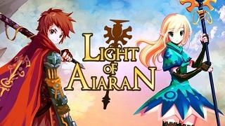 Light of Aiaran – GMO Hàn Quốc thế giới mở đã có mặt trên Googleplay