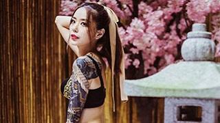 Cosplay Hanzo phiên bản nữ – Hãy để cái đẹp nuốt chửng bạn một lần nữa