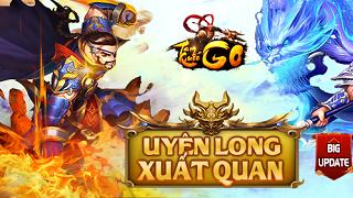 Playpark tặng 300 Giftcode game Tam Quốc GO