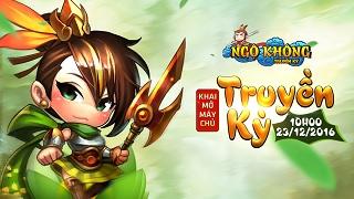 Playpark tặng 500 giftcode Ngộ Không Truyền Kỳ