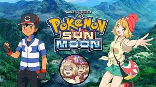 Anime Pokémon Sun & Moon chính thức tung trailer nhá hàng
