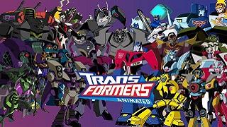 Bom tấn Transformers bất ngờ hồi sinh với phiên bản animation cực hot