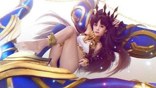 """Choáng với cosplay nữ thần Ishtar cực """"nuột"""" đốn tim cư dân mạng"""