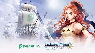 Tựa game Uncharted Waters Online bất ngờ trở lại hoàn toàn miễn phí