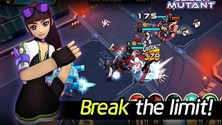 Clash Mutant – tựa game nhập vai cực thu hút vừa đạp cửa mobile