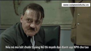 Khi Hitler phải đích thân điều tra về Võ Lâm Minh Chủ