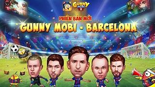 F.C Bacelorna chiến thắng trước Sevilla, tạo cảm hứng cho người chơi Gunny Mobi trong phiên bản mới