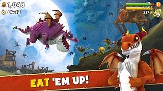 """Hungry Dragon: game giải trí phong cách """"Feeding Frenzy"""" dễ gây nghiện"""