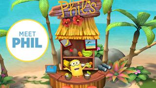 Trải nghiệm về game mobile xây dựng hòn đảo thiên đường Minisons Paradase của EA