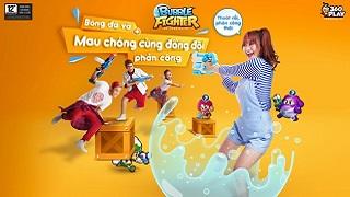 Bubble Fighter tung ảnh Việt hóa xinh lung linh