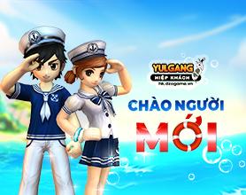 Yulgang Hiệp Khách Dzogame VN - (Trải nghiệm) Tổ đội cho Người chơi mới - 05122019