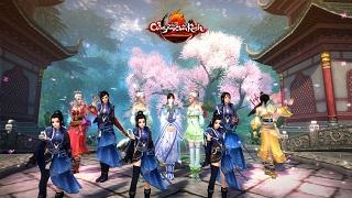 Playpark tặng 200 Giftcode game Cửu Âm Chân Kinh