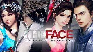 The Face VLTK Mobile: Khởi động bình chọn online Top 12