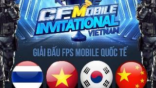 Giải đấu quốc tế CFMI 2018 do VNG tổ chức khởi tranh 19-20/5