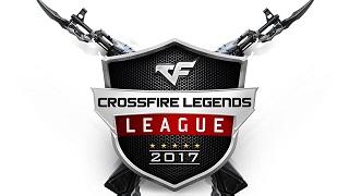 Crossfire Legends League 2017 Season 1 sẵn sàng khởi tranh
