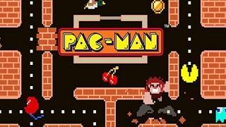 Trở lại tuổi thơi với PAC-MAN: Ralph Breaks the Maze