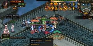 """Webgame Phong Vân: """"Nắm trùm"""" server dễ hay khó?"""