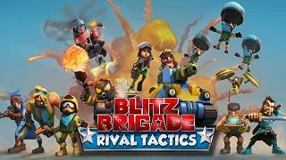 """Blitz Brigade: Rival Tactics - """"đáp trả"""" từ Gameloft đến Clash Royale"""