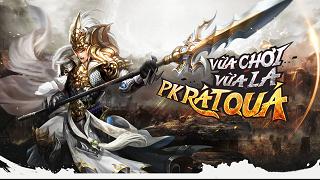 Playpark tặng 1000 Giftcode game Võ Thần PK
