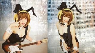 Mê mẩn với Suzumiya Haruhi Bunny Thỏ Ngọc cực đáng yêu
