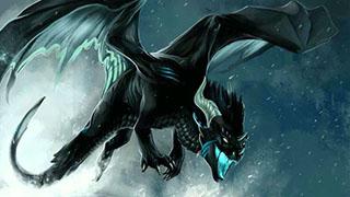Mãn nhãn với fan art các loài rồng lấy cảm hứng từ video game