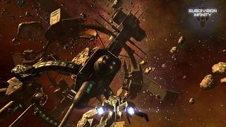 """Subdivision Infinity – game không chiến cực """"máu"""" vừa đổ bộ mobile"""